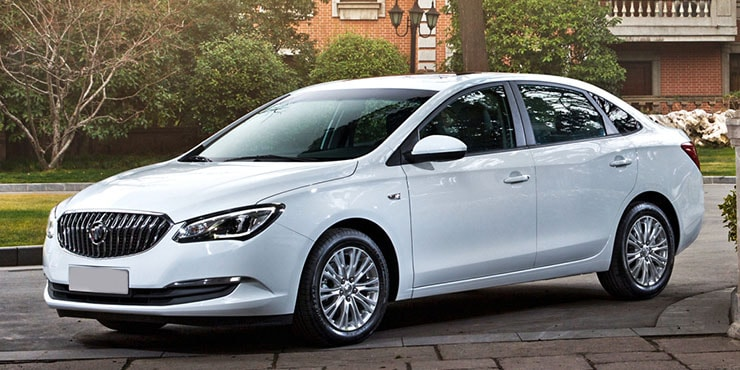 ремонт АКПП Buick EXCELLE/EXCELLE GT