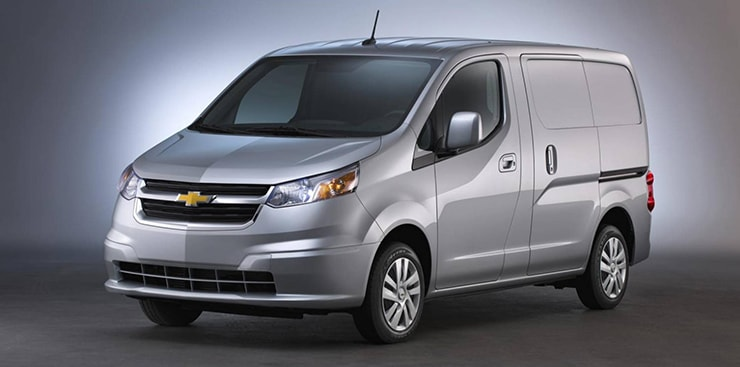 ремонт АКПП Chevrolet CITY EXPRESS
