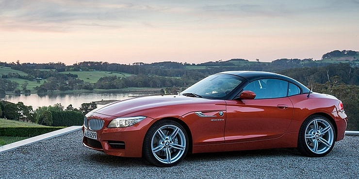 ремонт АКПП BMW Z4 ROADSTER/COUPE