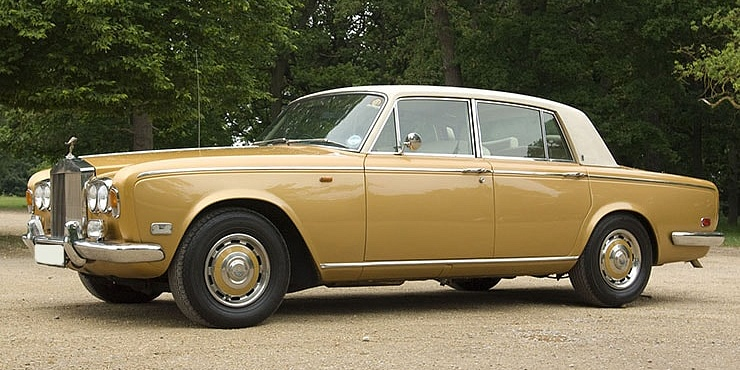 ремонт АКПП Rolls-Royce SILVER SHADOW